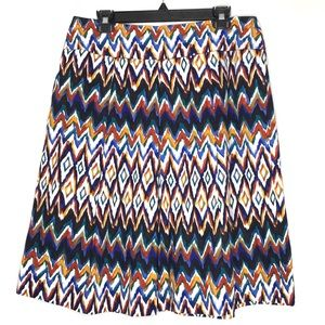 3 for $30 East 5th Ikat Tribal Print Skirt
